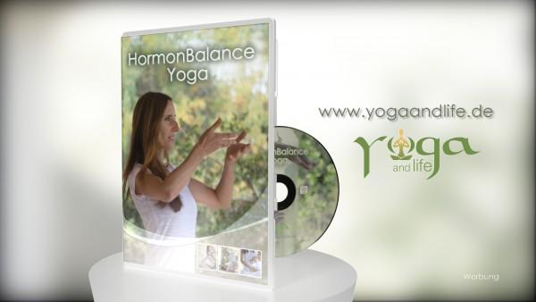 HormonBalance Yoga DVD oder Download