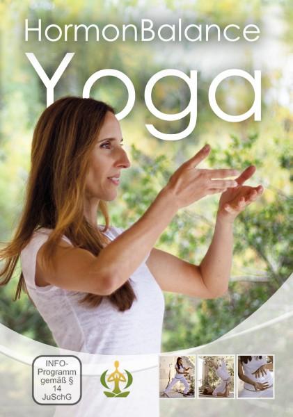 Hormon Balance Yoga DVD Cover Front